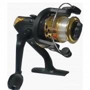 Molinete Lizard Fishing DL200 1 rolamento com linha