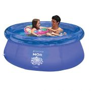 Piscina Inflável Mor Splash Fun 1400 litros