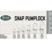 Snap Pumplock Glico'Snap Mod. 430 35lb 5pç