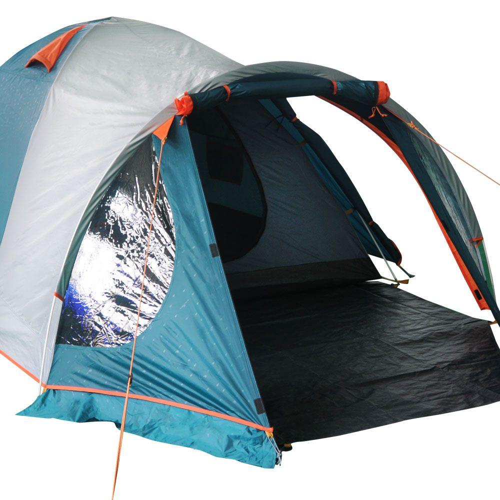 Barraca de Camping Indy GT 3/4 Pessoas Nautika