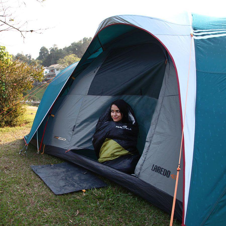 Barraca de Camping Laredo GT 8/9 Pessoas Nautika