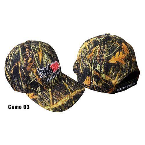 Boné Hunting Monster 3x Linha Camo