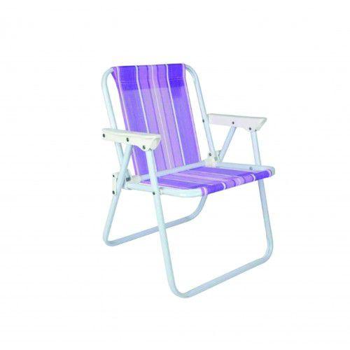 Cadeira Aço Alta Mor Infantil