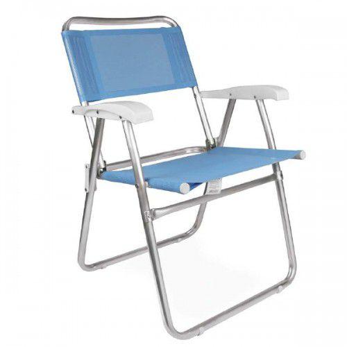 Cadeira Mor Master Alumínio Fashion Cores Sortidas