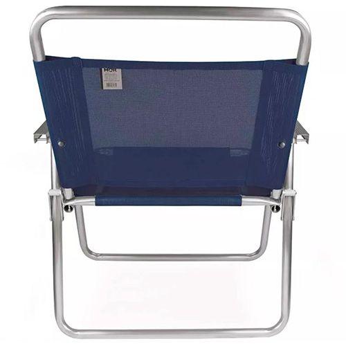 Cadeira Mor Oversize Alumínio