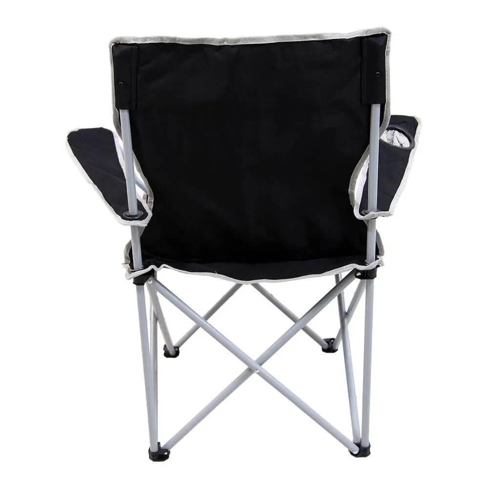 Cadeira Nautika Alvorada Preta