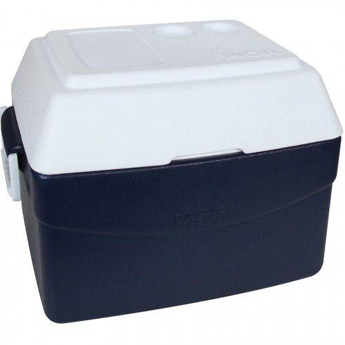 Caixa Térmica Mor Glacial 55l Azul