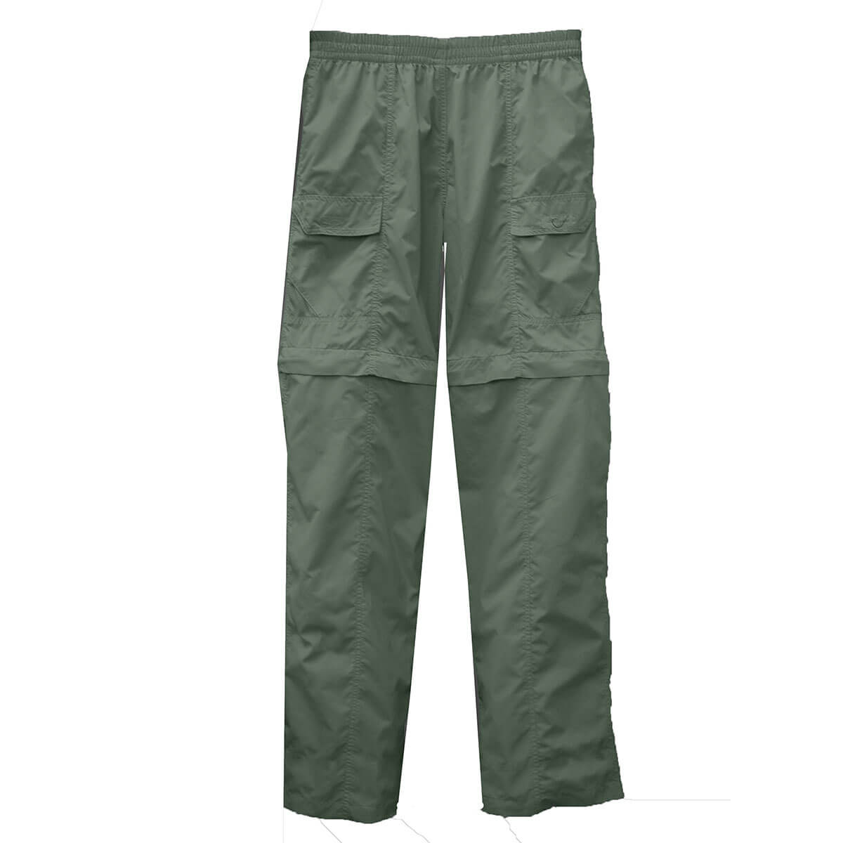 Calça Masculina Ballyhoo com elástico Verde Acinzentado