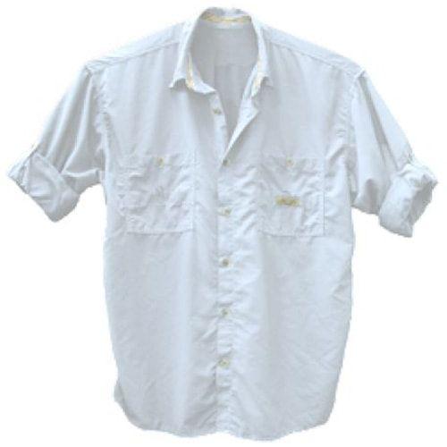 Camisa de Pesca Ballyhoo Masculina TI Action Branca