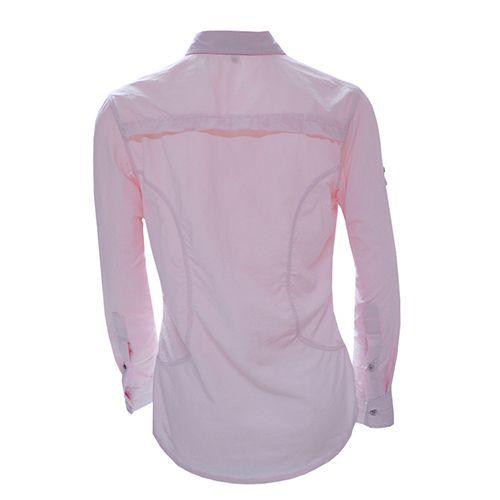 Camisa Guepardo Feminina Trek Fish Rosa