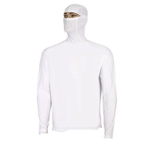 Camiseta Ballyhoo Ninja Branco Tucuna