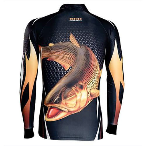 Camiseta BRK Fishing Dourado Bad Fish FPU 50+