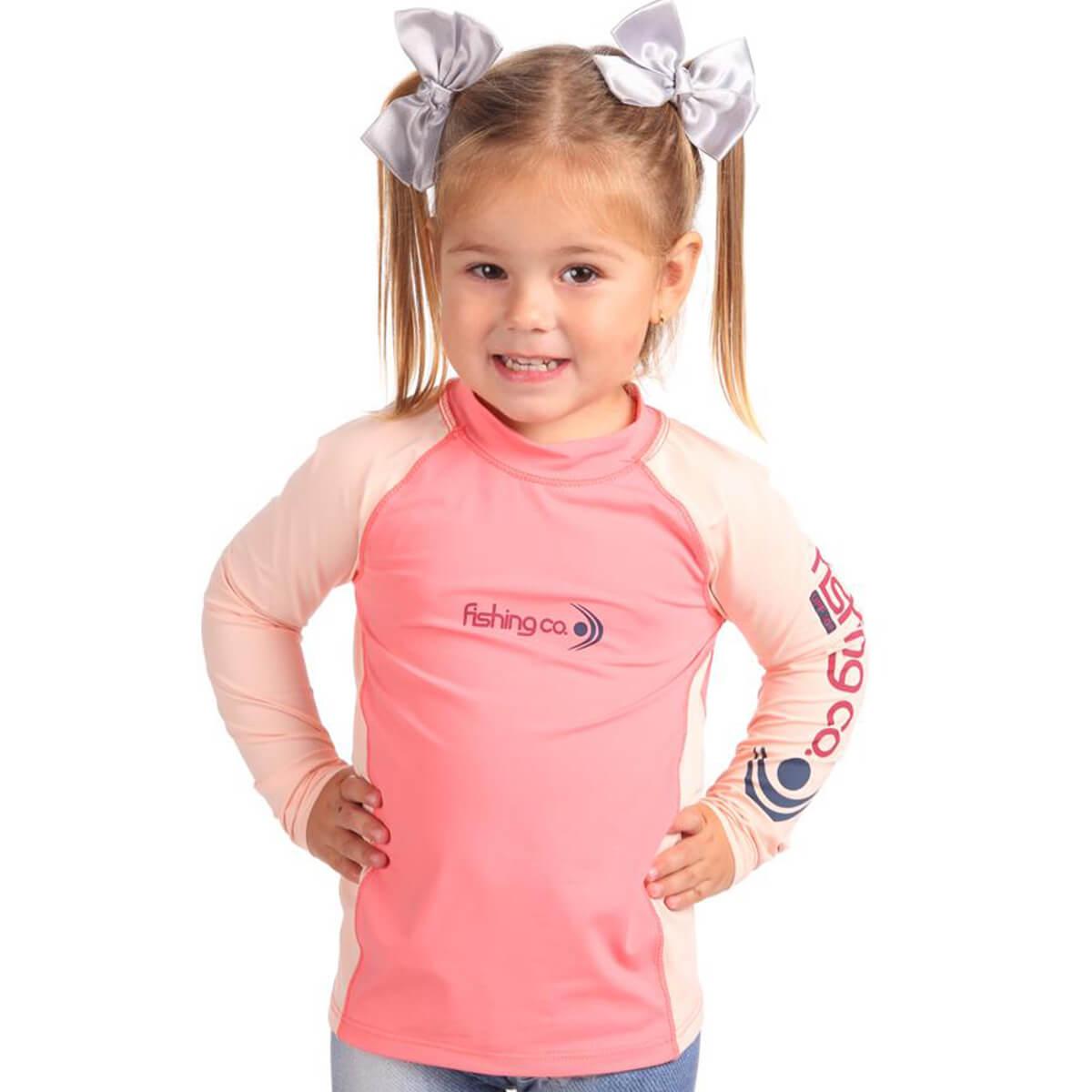 Camiseta Fishing Co Infantil 4 anos