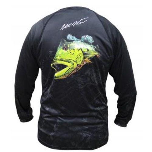 Camiseta Monster 3x By Joel Datena Black