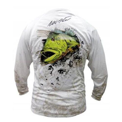 Camiseta Monster 3x By Joel Datena White