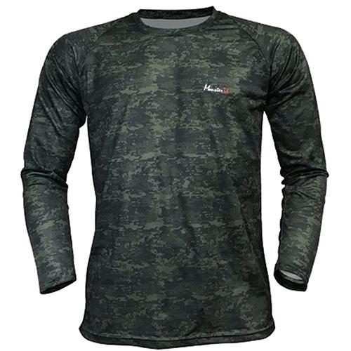 Camiseta Monster 3x Combat Com Proteção Solar Uv20 Edição Limitada