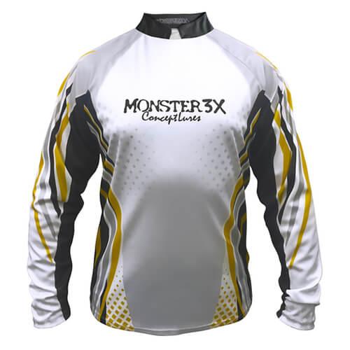 Camiseta Monster 3x New Fish 01