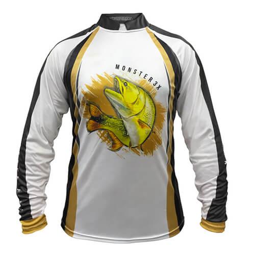 Camiseta Monster 3x New Fish 06