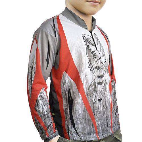 Camiseta MTK Atack Infantil Tribal