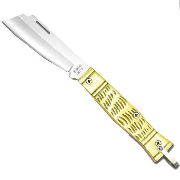 Canivete Bianchi Tradicional Latão 3 1/4″