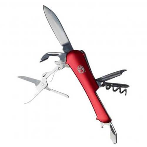 Canivete Coleman Ember II Vermelho