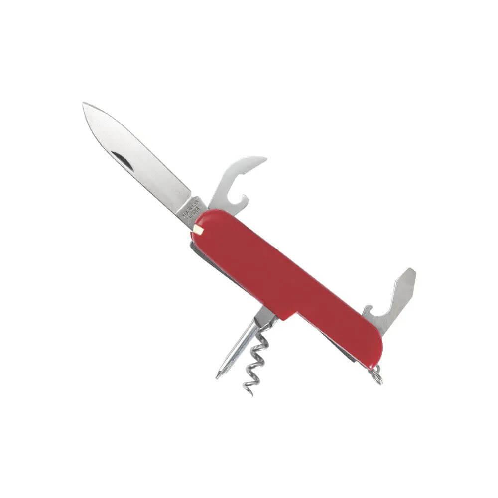 Canivete Multifuncional Orbi Nautika com 5 funções