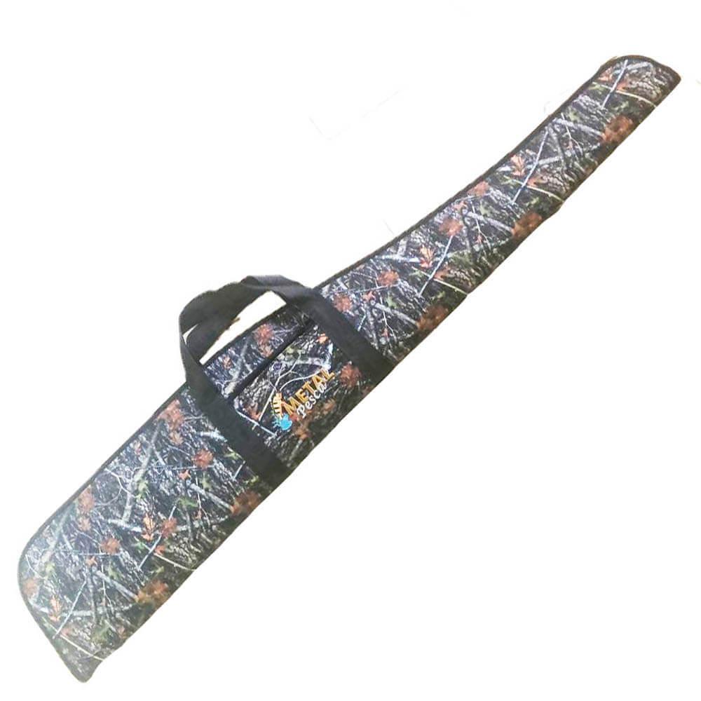 Capa de Carabina Metal Pesca Almofadada 1,30m