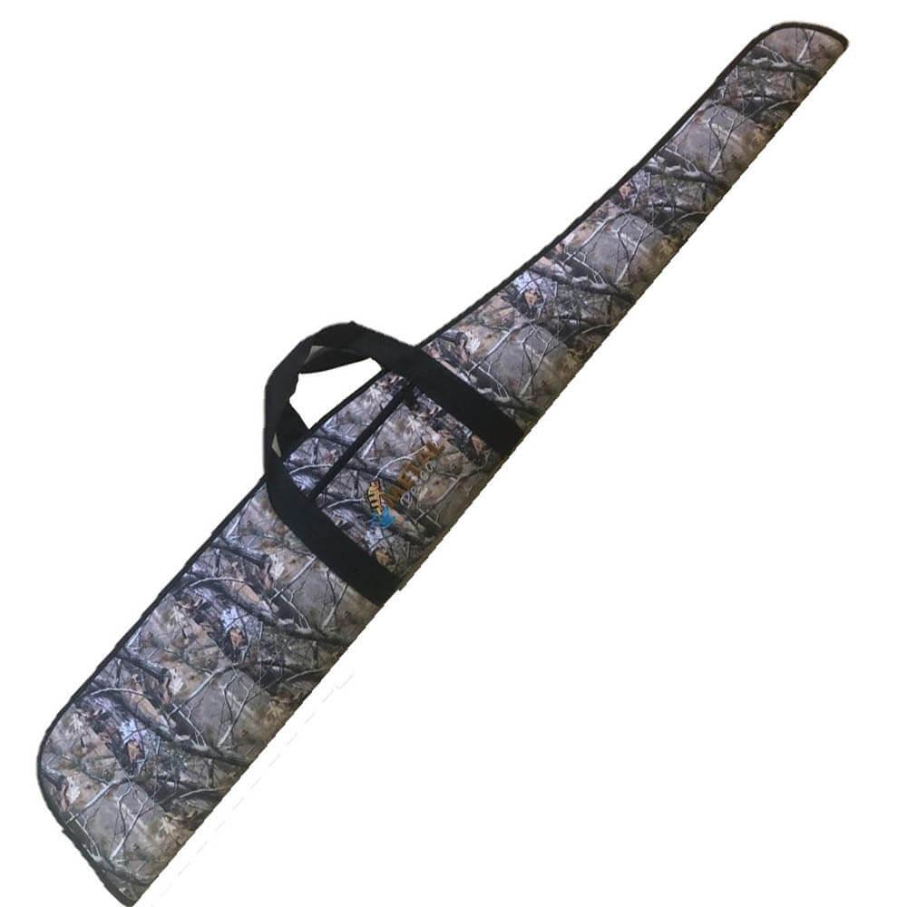 Capa de Carabina Metal Pesca Almofadada 1,20m