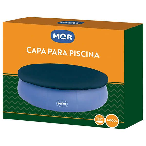 Capa Piscina Mor Splash Fun 6.700 ou 7.800 Litros