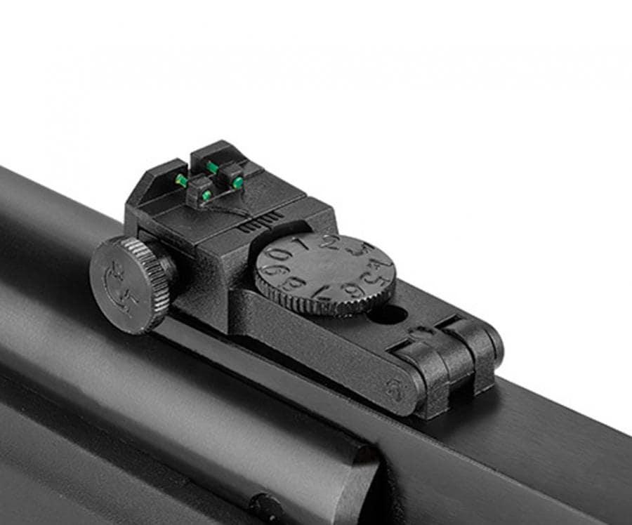 Carabina de Pressão Hatsan 125 Vortex 5,5mm Rossi