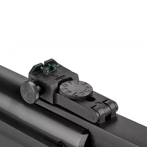 Carabina Pressão Hatsan HT 125 Preta 5,5mm SAS