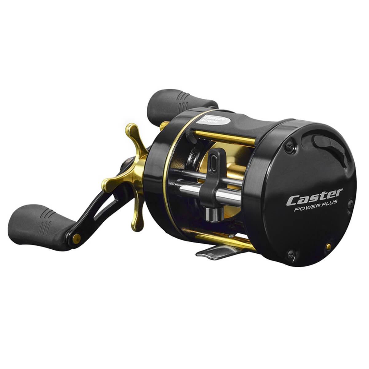 Carretilha Marine Sports Caster Power Plus 400 5.3:1