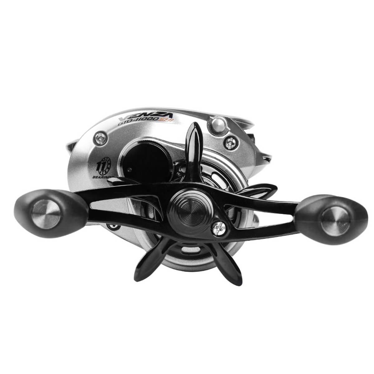 Carretilha Marine Sports Venza GTO 11000 SHI/SHIL 7.3:1 11 Rolamentos