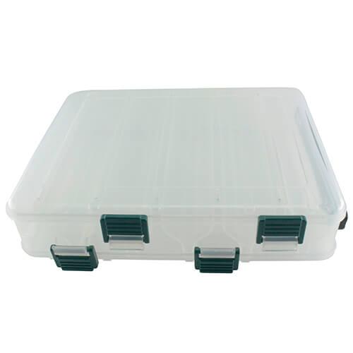 Estojo Jogá para iscas - Dupla Face - Bait Box HS 319