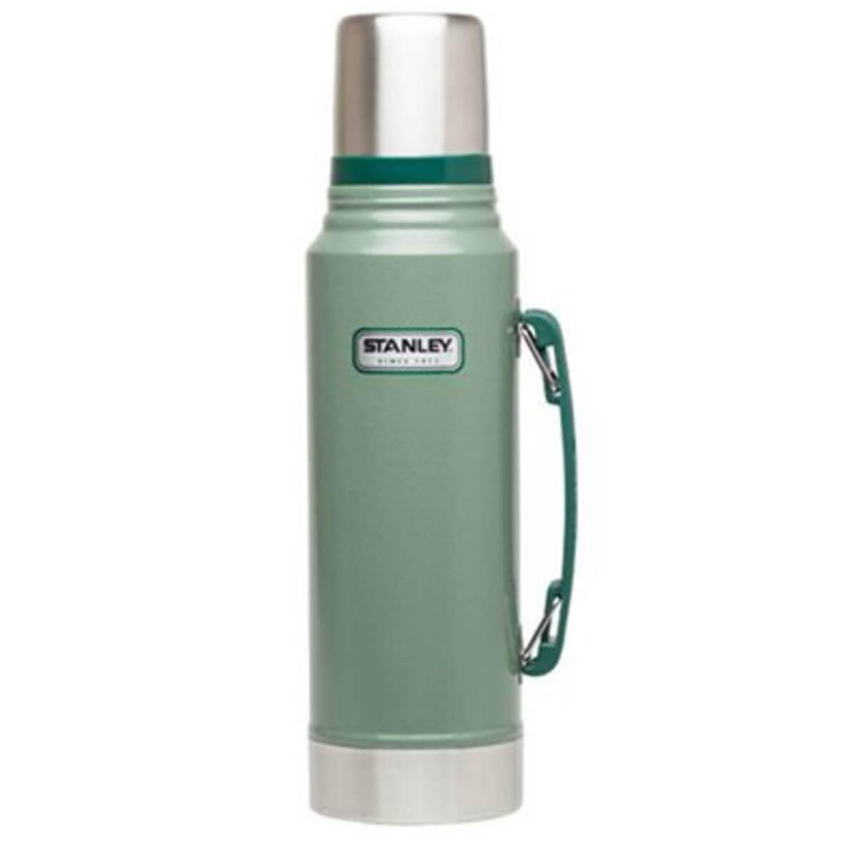 Garrafa Térmica Stanley Classic Green 1L