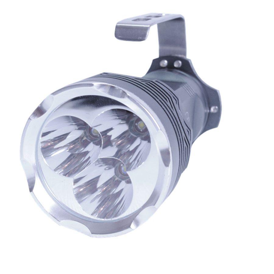 Holofote Tático Recarregável T6 Guepardo