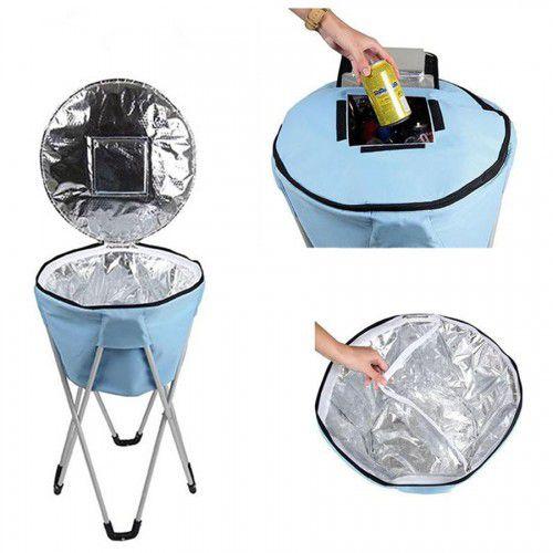 Ice Cooler Mor Pedestal 32 litros