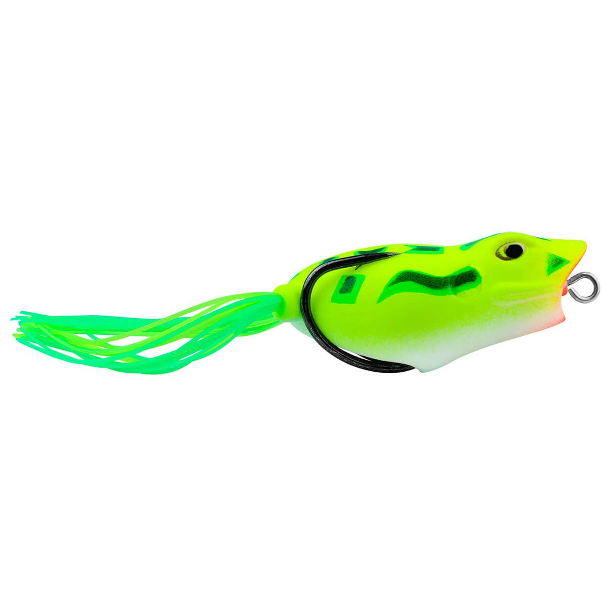 Isca Artificial Albatroz Fishing Pop Frog XY37 5cm 12gr
