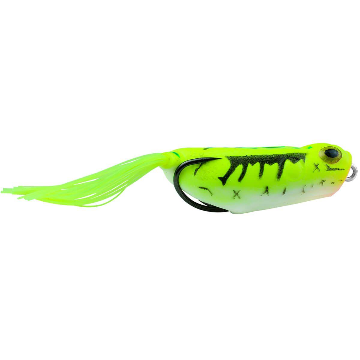 Isca Artificial Albatroz Fishing Pop Frog XY40 6 cm 14gr