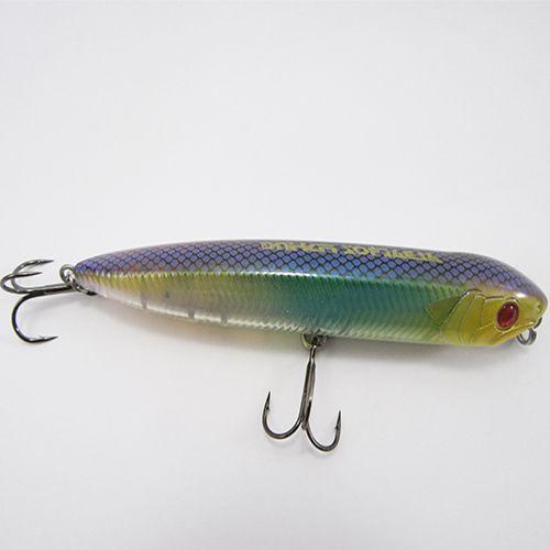 Isca Artificial Albatroz Snake Head 9cm 13gr