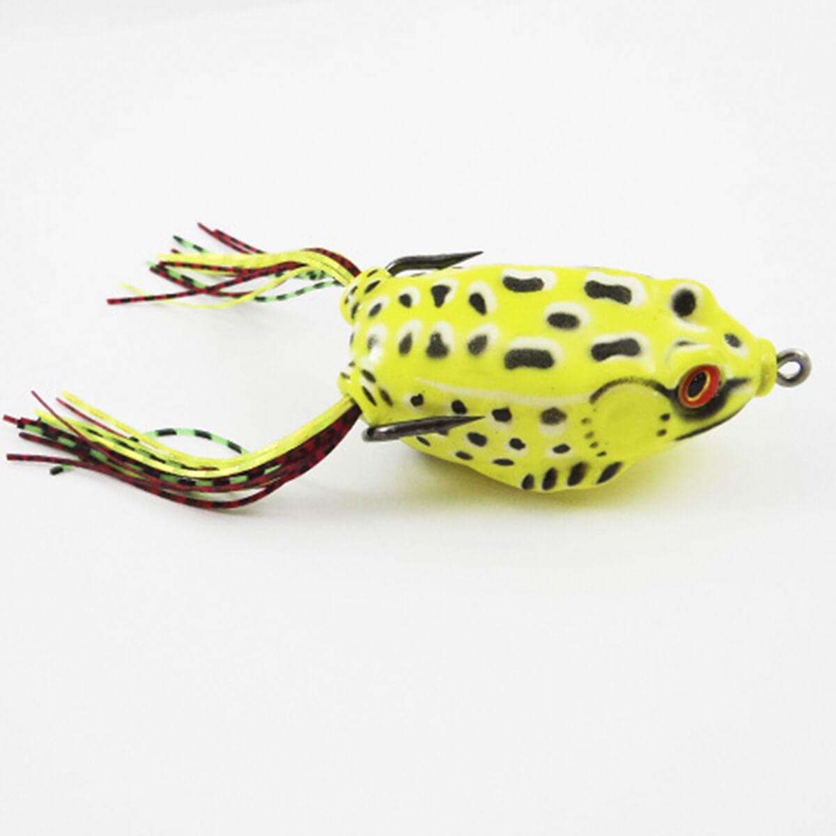 Isca Artificial Lizard Elite Frog 6cm 12gr