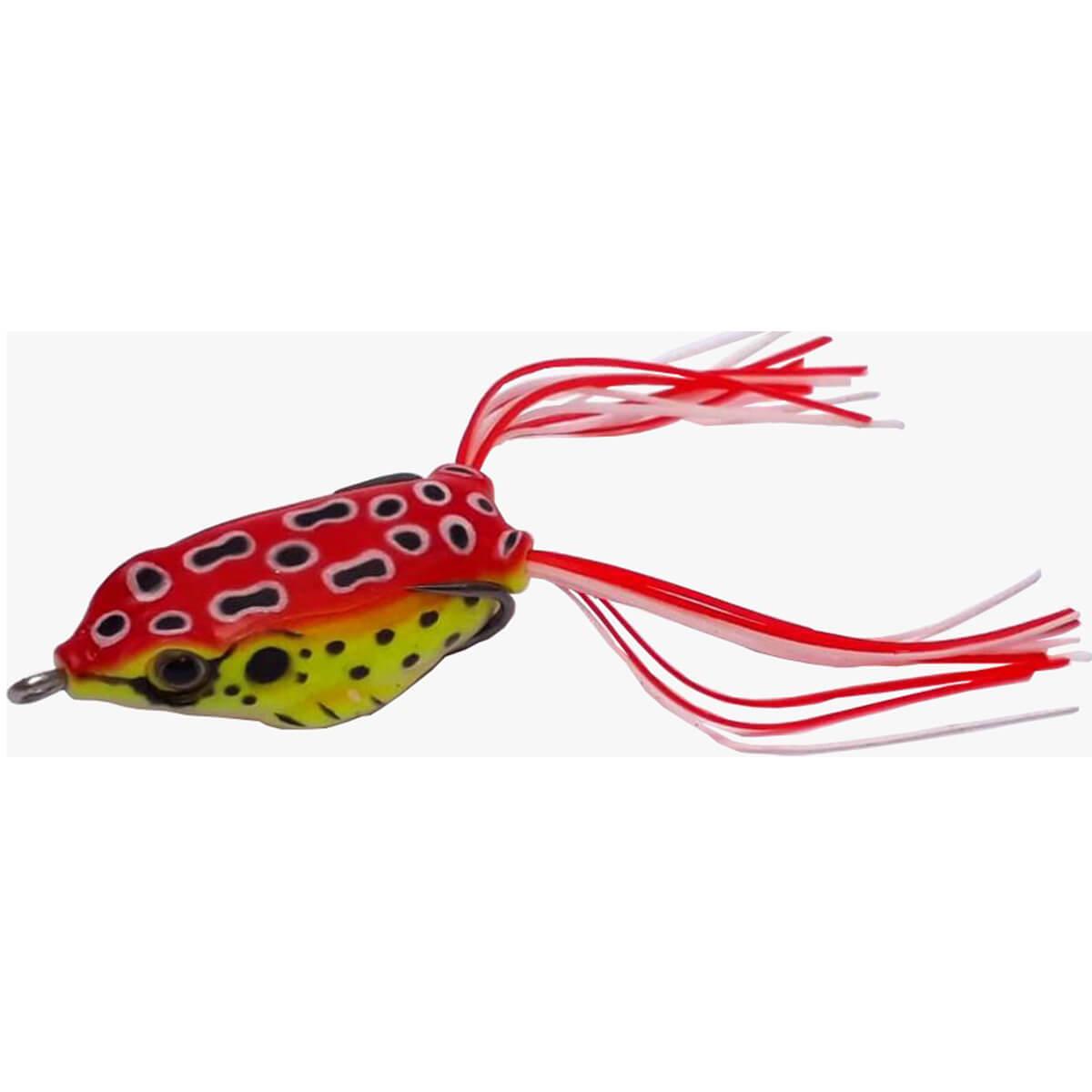 Isca Artificial Lizard Elite Mini Frog 4cm 6gr