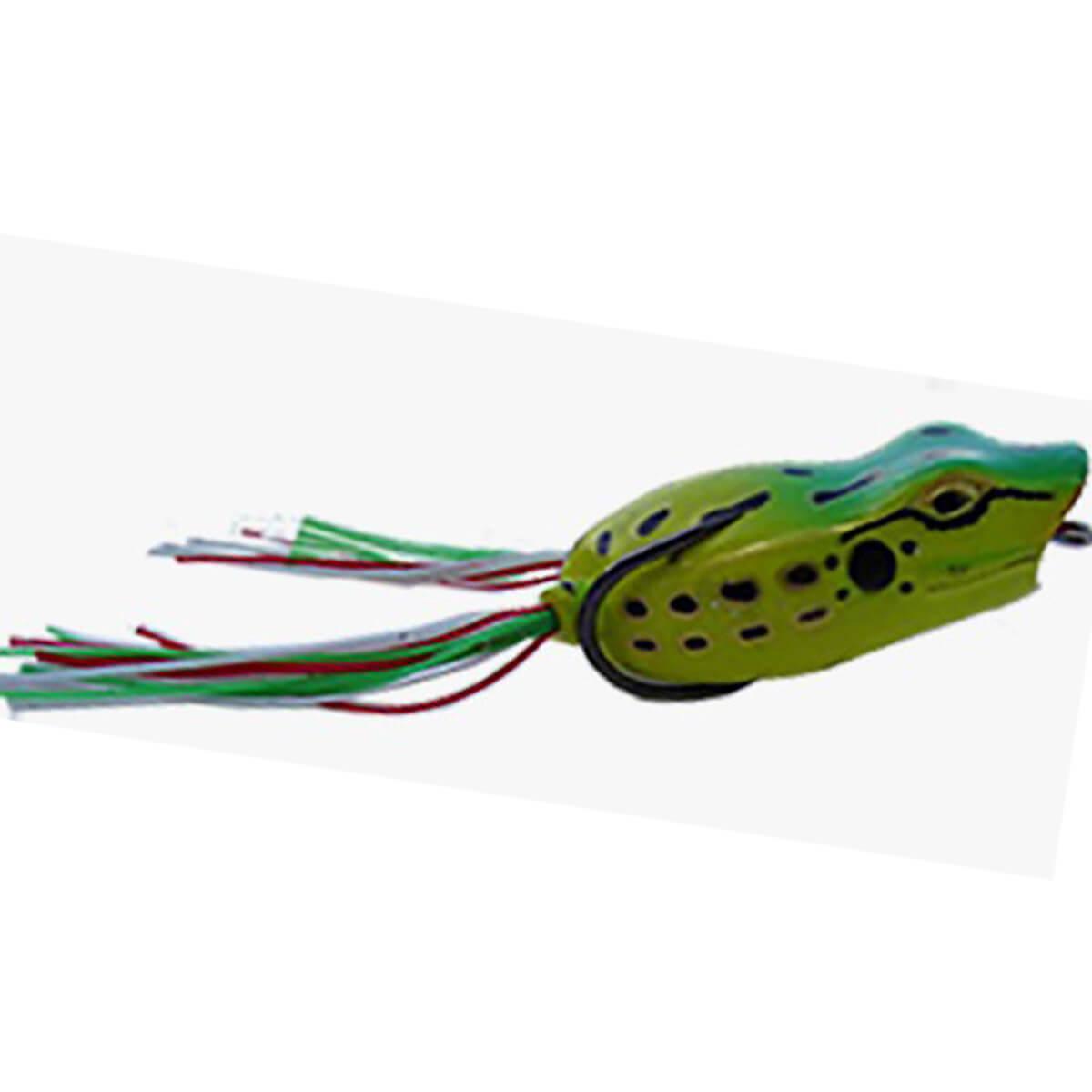 Isca Artificial Lizard Popper Frog 5,5cm 15gr