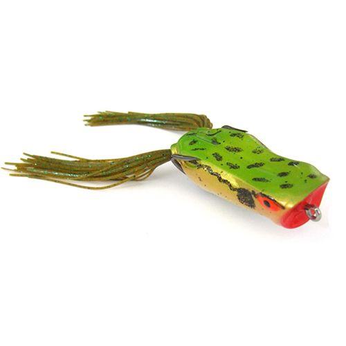 Isca Artificial Marine Sports Popper Frog 55 5,5cm 12gr