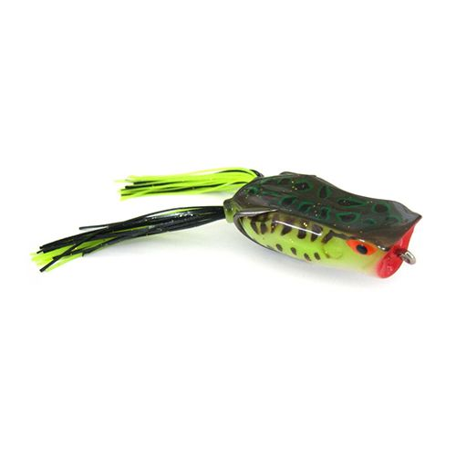 Isca Artificial Marine Sports Popper Frog 55 5,5cm 12gr
