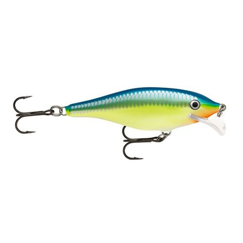 Isca Artificial Rapala Scatter Rap Shad 7cm 7gr