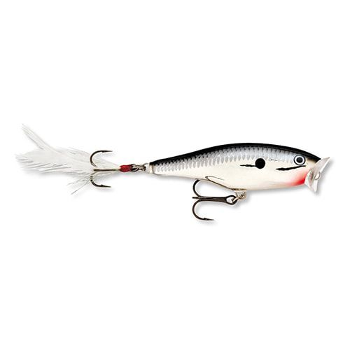 Isca Artificial Rapala Skitter Pop 7cm 7gr Cor CH