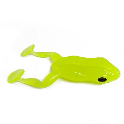 Isca Artificial Soft Monster 3X Paddle Frog 9,5cm 4 un