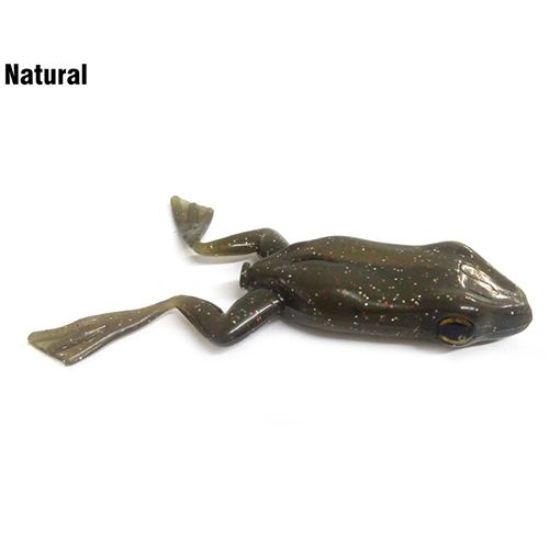 Isca Soft X-Frog Top Water Monster 3x 11cm