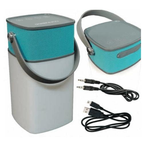 Lampião Guepardo Speaker Lamp 150 Lumens
